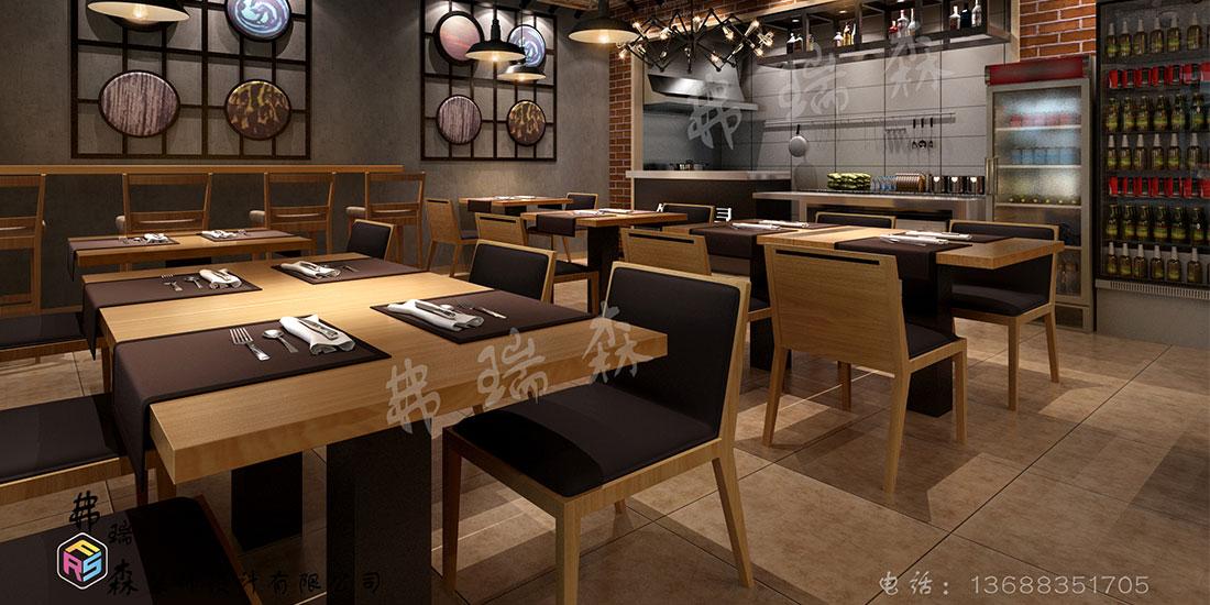 餐厅角度1