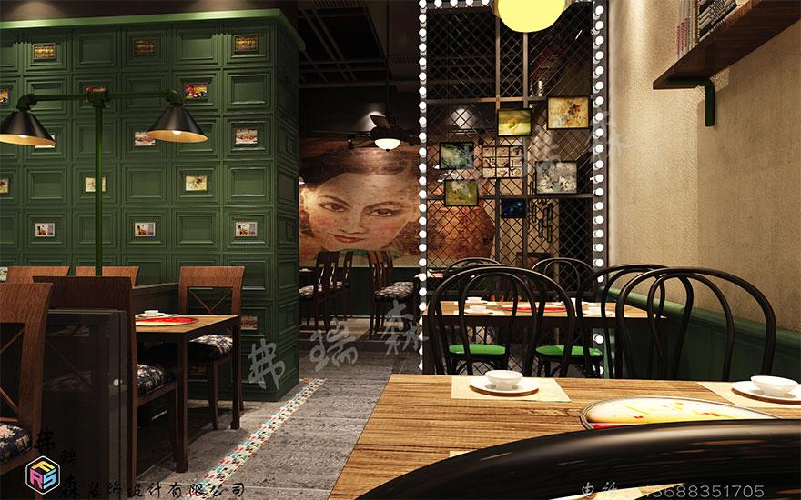 火锅店C2