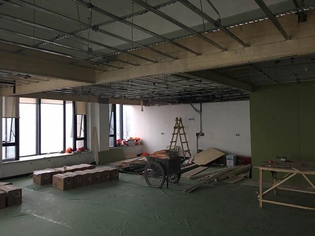 办公室装修施工的关键点办公室装修重中之重