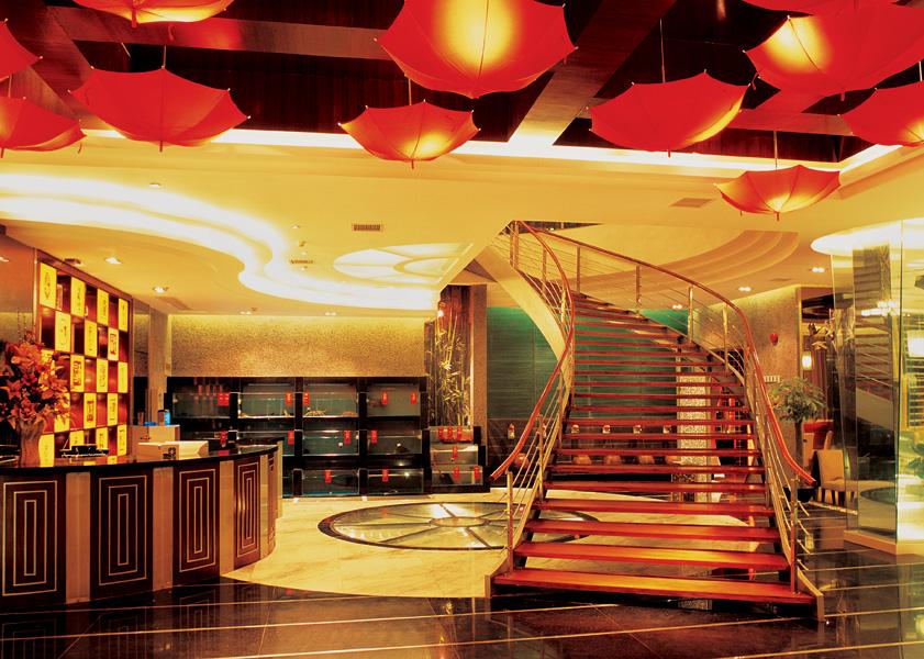 中國風餐廳裝修主題風格更受大家的喜愛.
