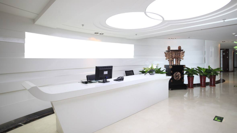 德阳投资管理公司办公室装修效果图