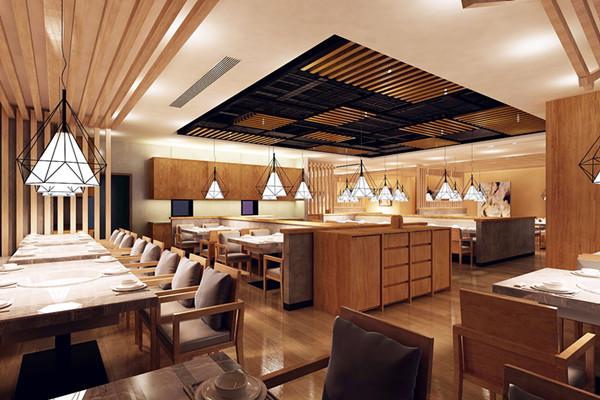 韩式餐厅装修风格