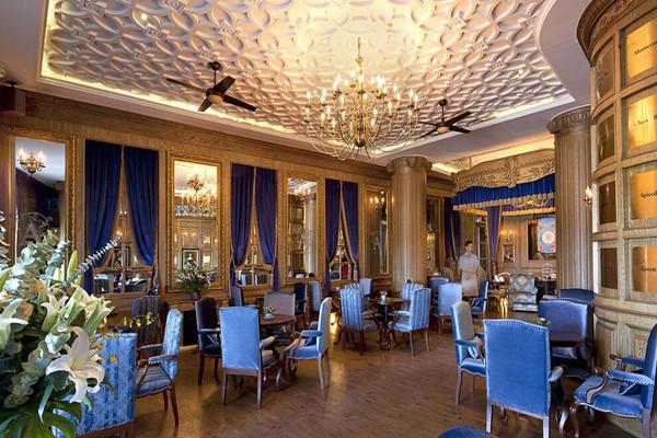 欧式餐厅装修风格