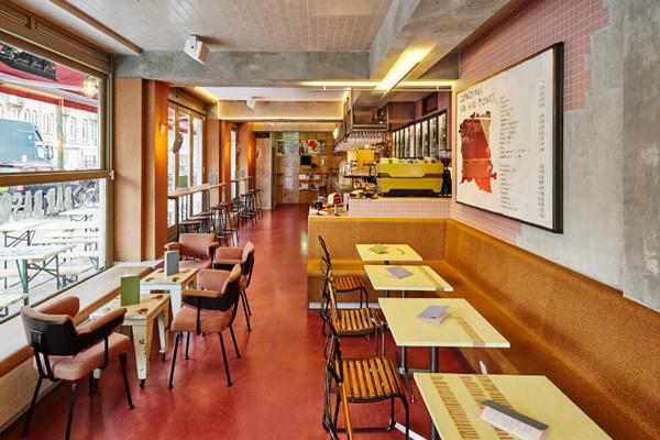 餐厅背景墙设计图