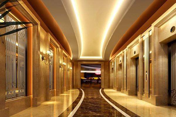 饭店餐厅包间装饰设计与整体风格