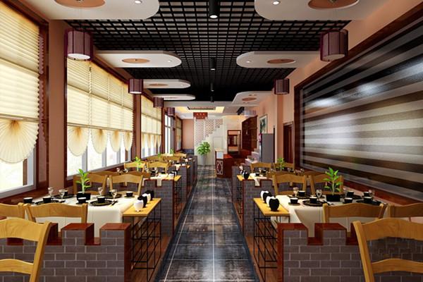 饭店餐厅装修设计时注意的事项有哪些