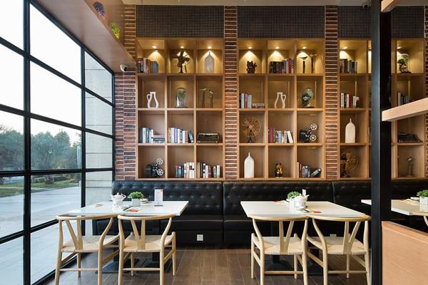 餐厅通过装饰画装饰设计效果怎么样
