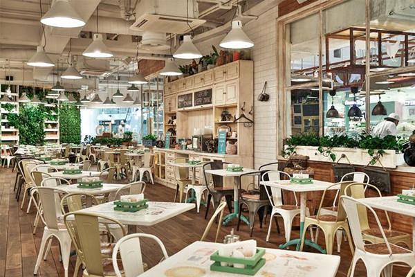 餐饮店装修餐厅设计得要点包含哪些呢?