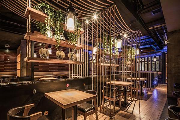 中餐店装修餐厅设计如何下手?