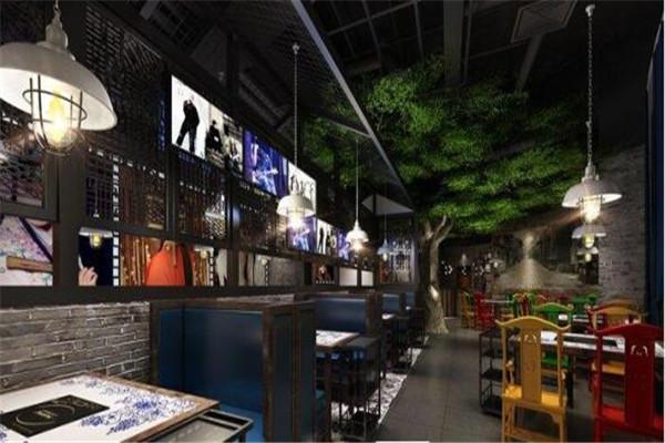 中餐店设计