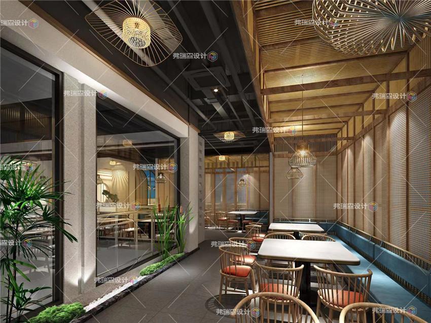 餐馆装修设计